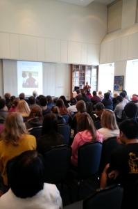 Lao community lecture